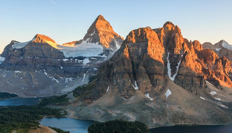 A Week in Mount Assiniboine Provincial Park