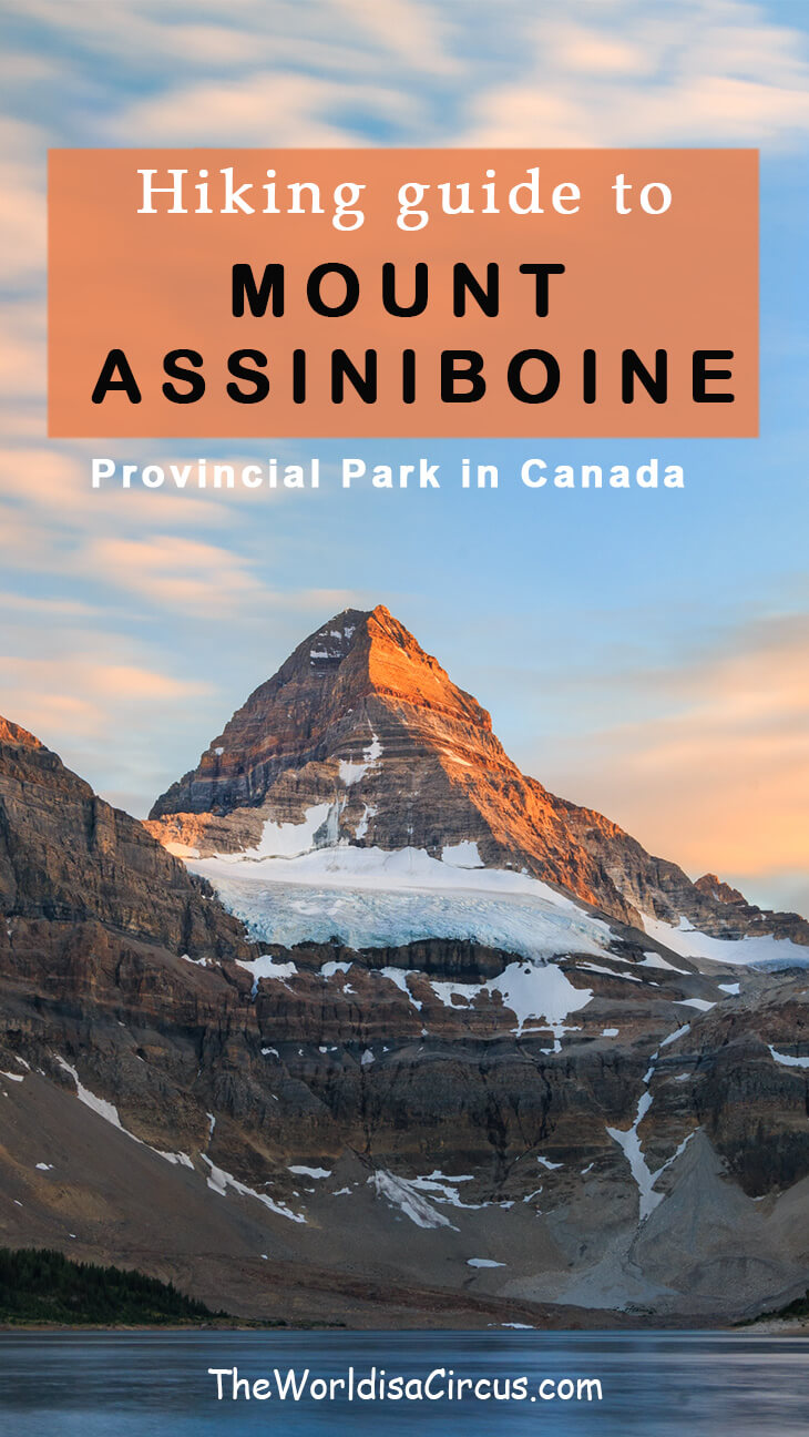Mount Assiniboine Provincial Park A Week Of Hiking And